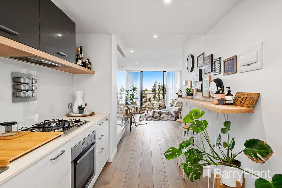 Second view of Homely apartment listing, 612/222 Bay Road, Sandringham VIC 3191