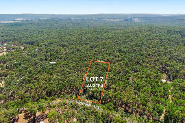 Lot 7 Woodland Drive, Scarsdale VIC 3351