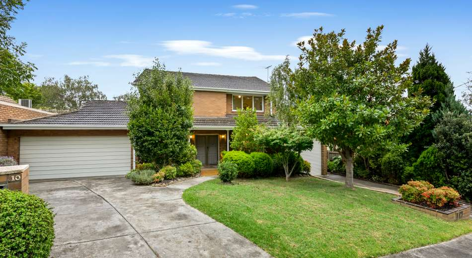 10 Zeus Court, Templestowe Lower VIC 3107