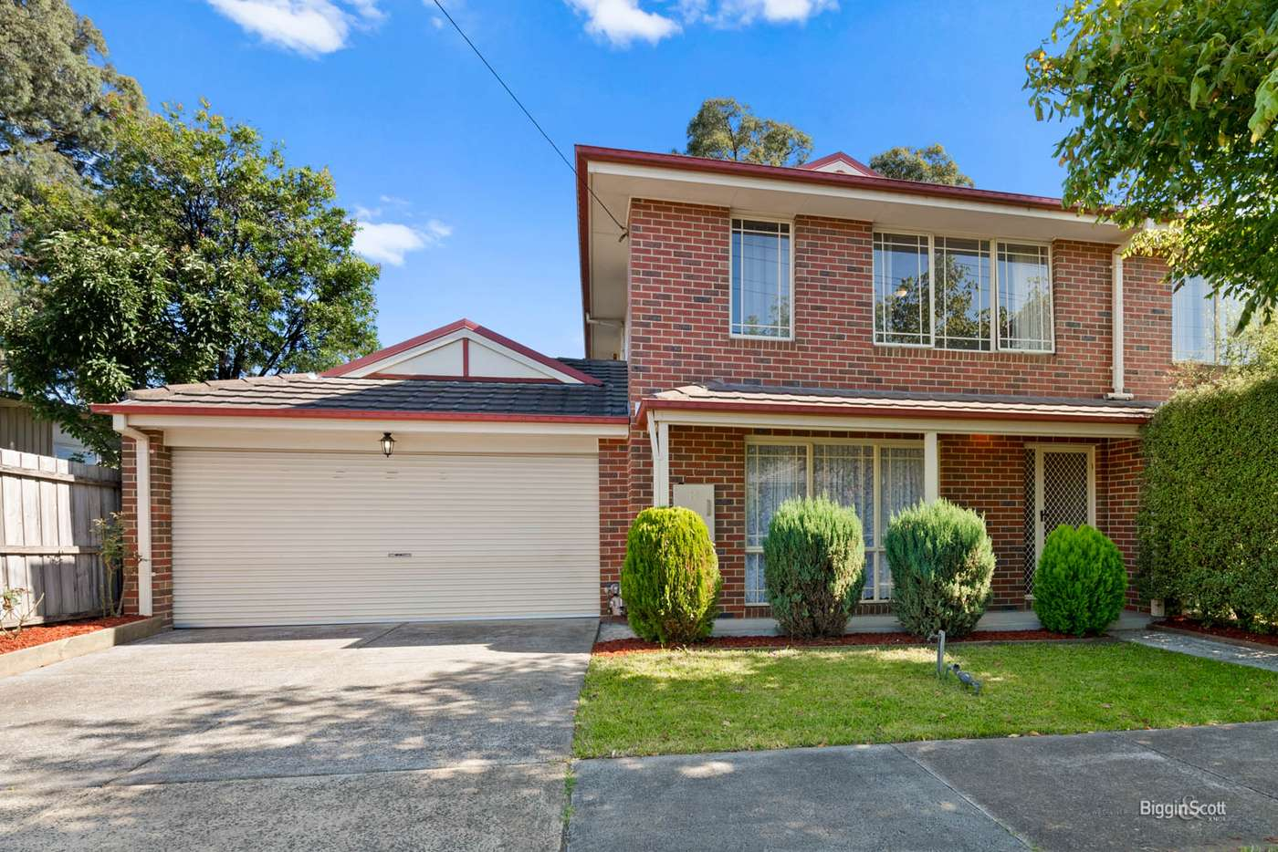 Main view of Homely townhouse listing, 44 Moira Avenue, Ferntree Gully VIC 3156