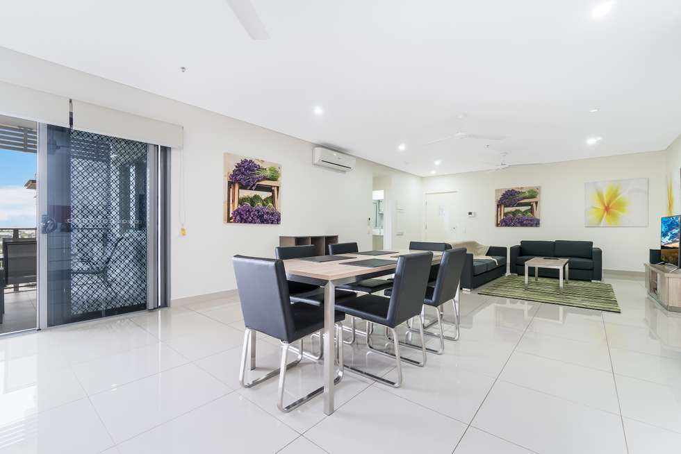 Second view of Homely unit listing, 703/16 Harvey Street, Darwin City NT 800