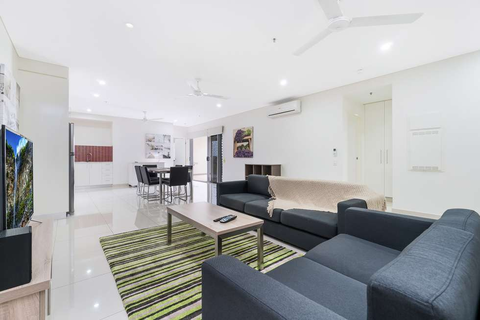 Third view of Homely unit listing, 703/16 Harvey Street, Darwin City NT 800