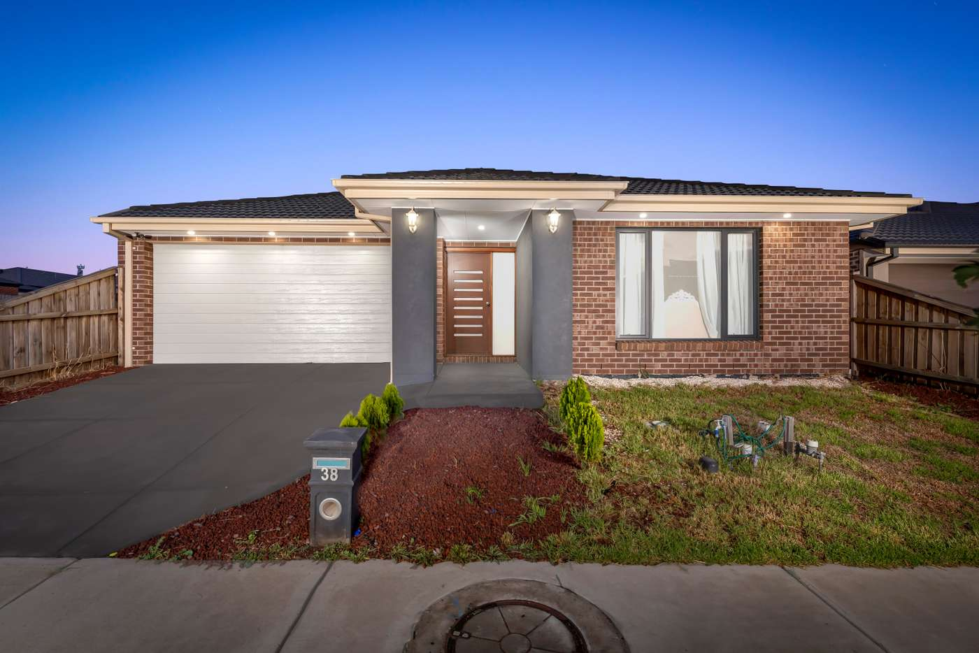 Main view of Homely house listing, 38 Mackenzie Drive, Wollert VIC 3750
