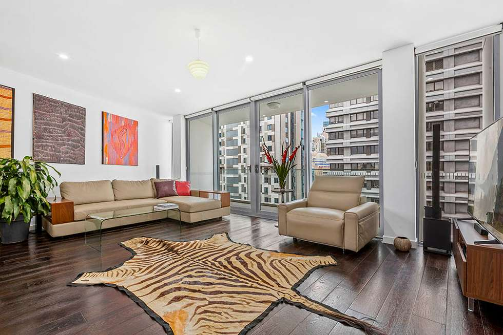 Fourth view of Homely apartment listing, 1601/11 Alberta Street, Sydney NSW 2000