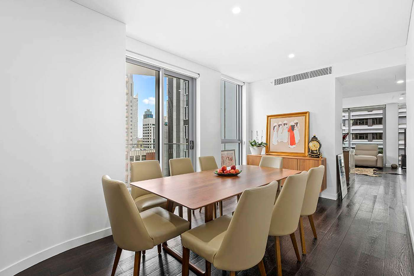 Fifth view of Homely apartment listing, 1601/11 Alberta Street, Sydney NSW 2000