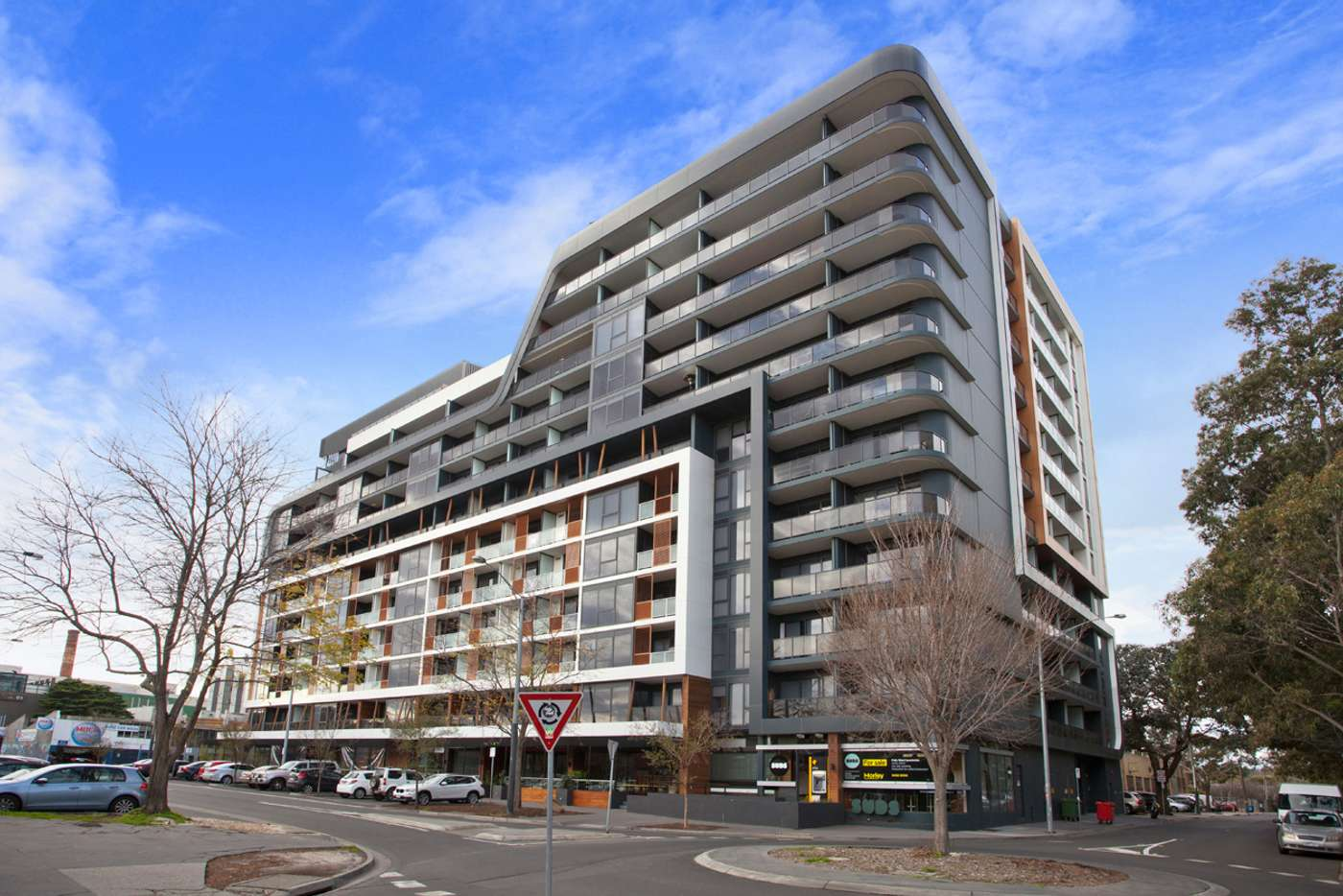 Main view of Homely apartment listing, 512/32 Bray Street, South Yarra VIC 3141