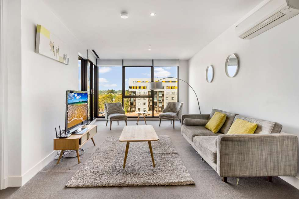 Second view of Homely apartment listing, 512/32 Bray Street, South Yarra VIC 3141