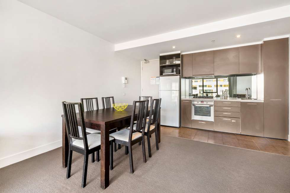 Third view of Homely apartment listing, 512/32 Bray Street, South Yarra VIC 3141