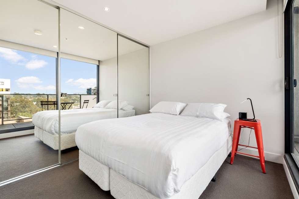 Fourth view of Homely apartment listing, 512/32 Bray Street, South Yarra VIC 3141
