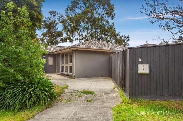 6 Park Road, Ringwood North VIC 3134