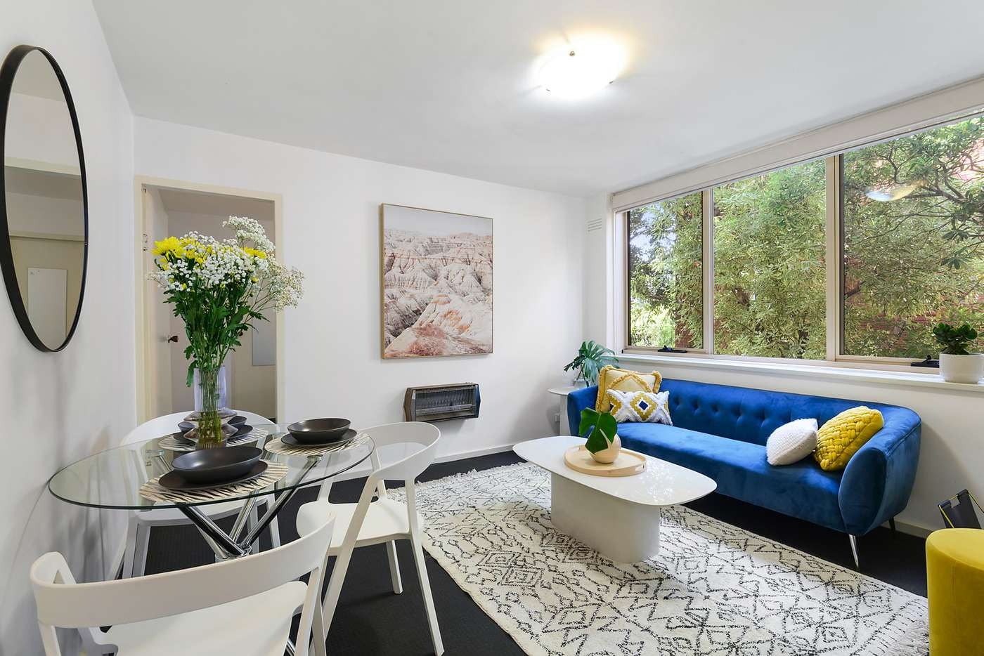 Main view of Homely apartment listing, 6/5 Barnsbury Road, South Yarra VIC 3141