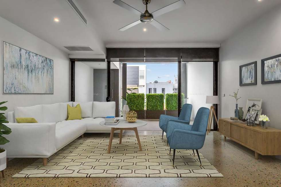 Second view of Homely house listing, 17B Balmoral Place, South Yarra VIC 3141
