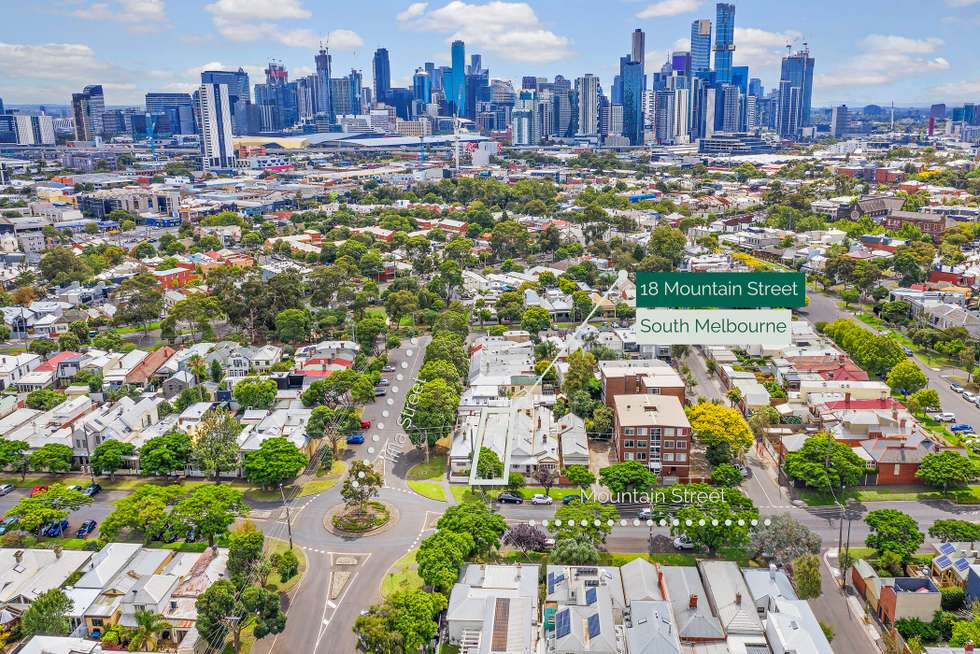 Third view of Homely house listing, 18 Mountain Street, South Melbourne VIC 3205