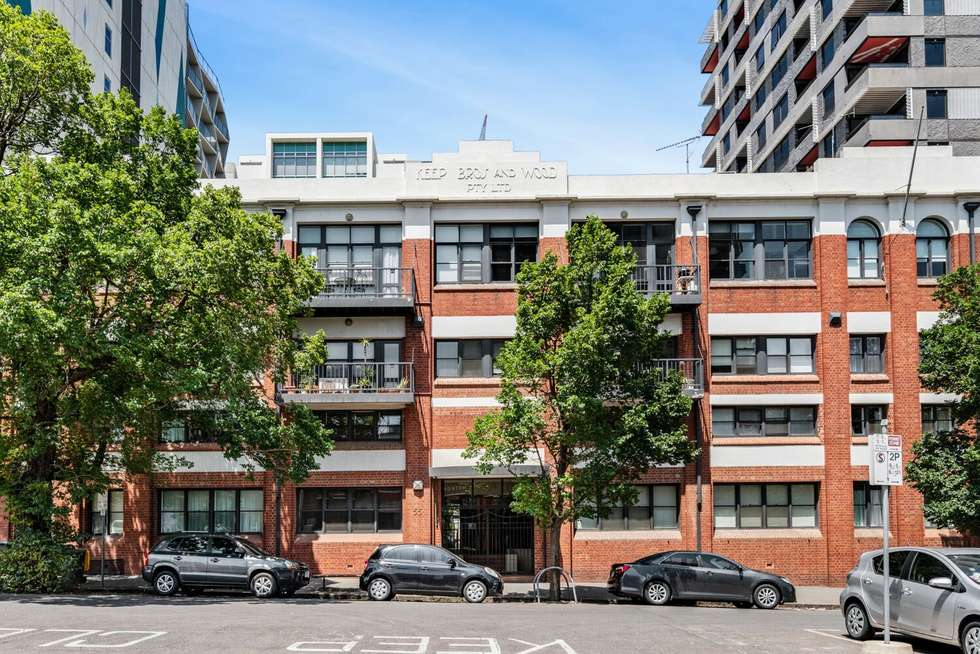 Second view of Homely apartment listing, 3/55 Batman Street, West Melbourne VIC 3003