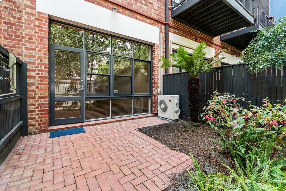 Third view of Homely apartment listing, 3/55 Batman Street, West Melbourne VIC 3003