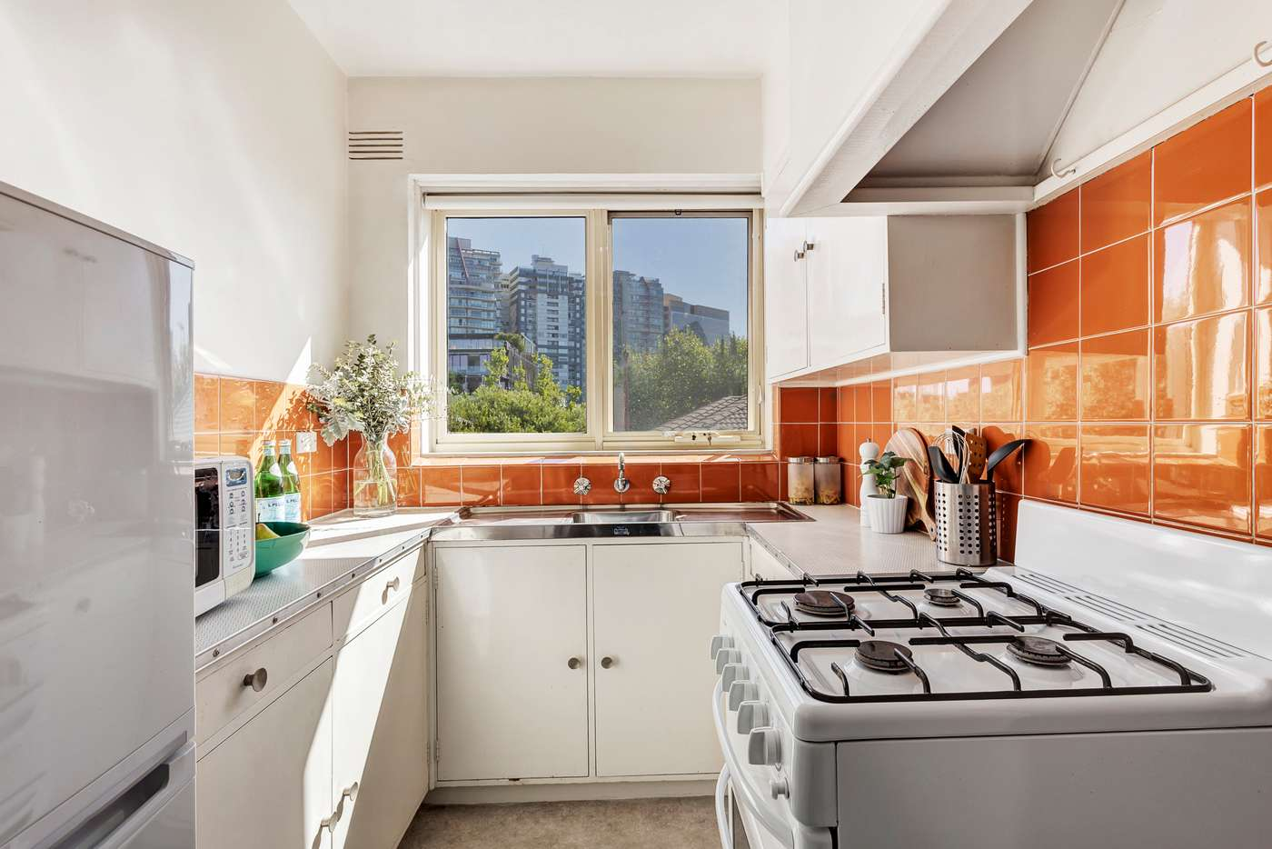 Fifth view of Homely apartment listing, 12/57 Adams Street, South Yarra VIC 3141