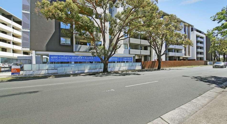 33/3-17 Queen Street, Campbelltown NSW 2560
