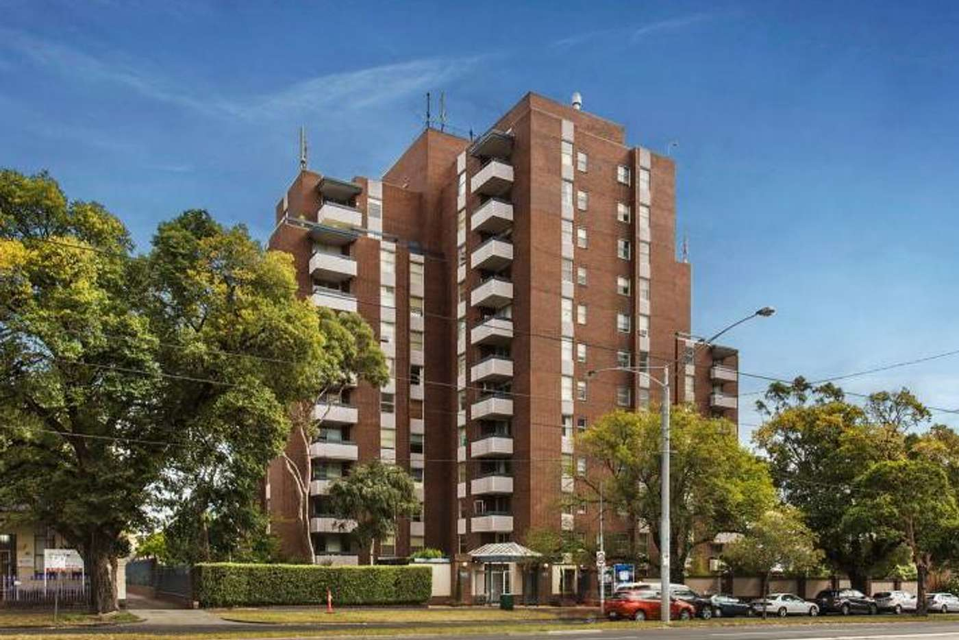 Main view of Homely apartment listing, 69/171 Flemington Road, North Melbourne VIC 3051