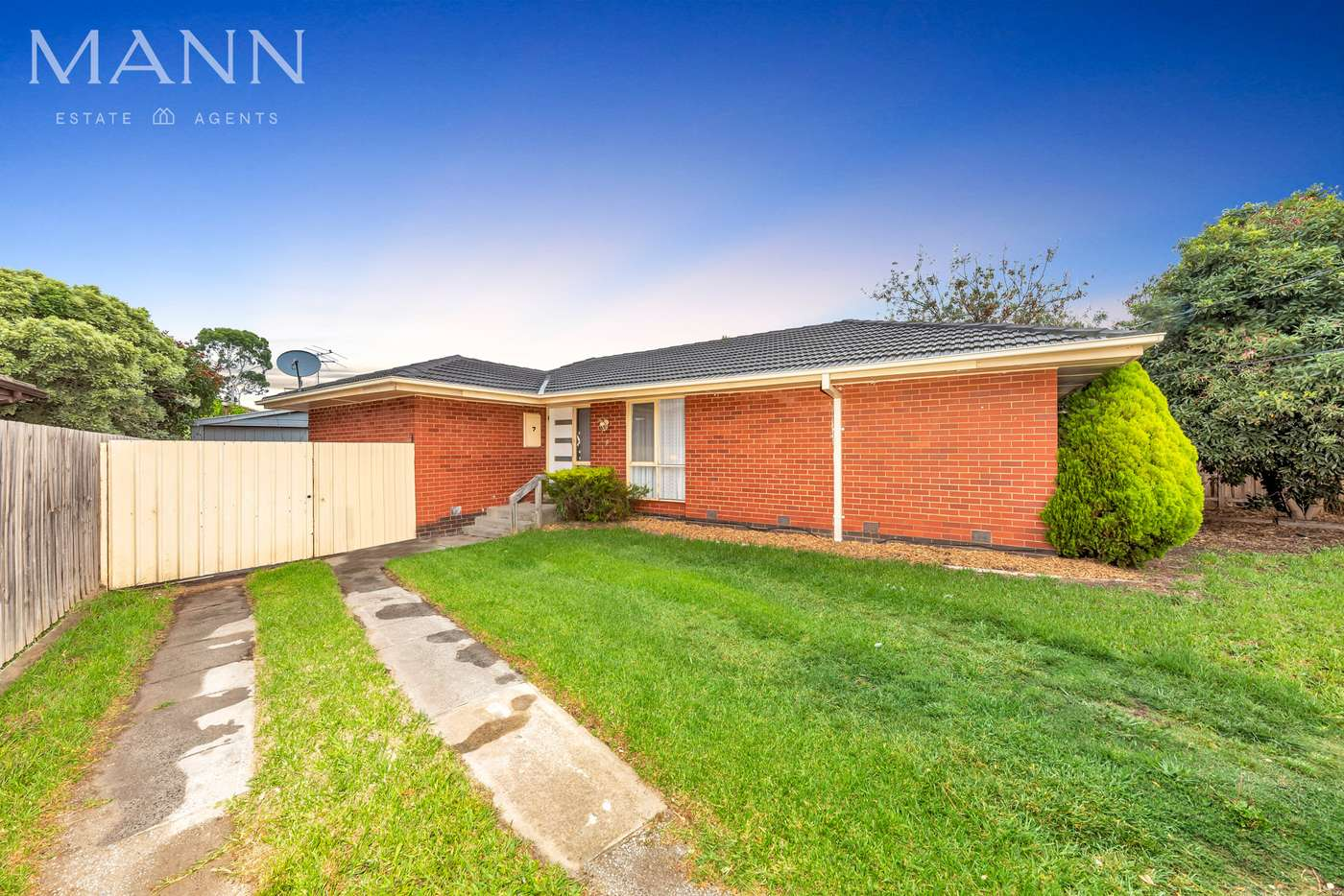 Main view of Homely house listing, 7 Sutherland Court, Epping VIC 3076
