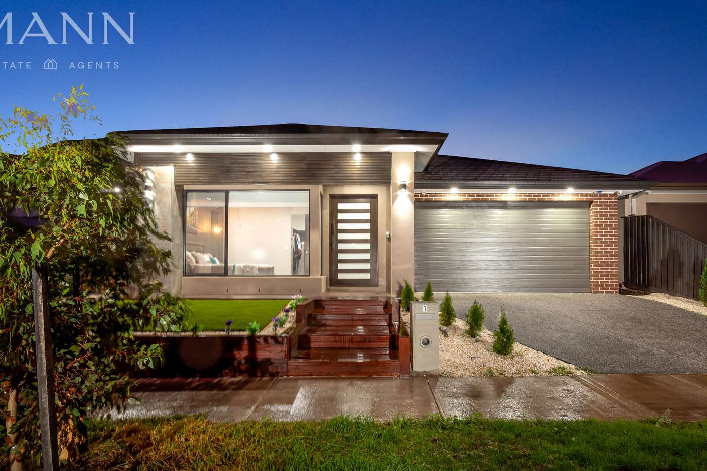 Main view of Homely house listing, 1 Girraween Street, Wollert VIC 3750