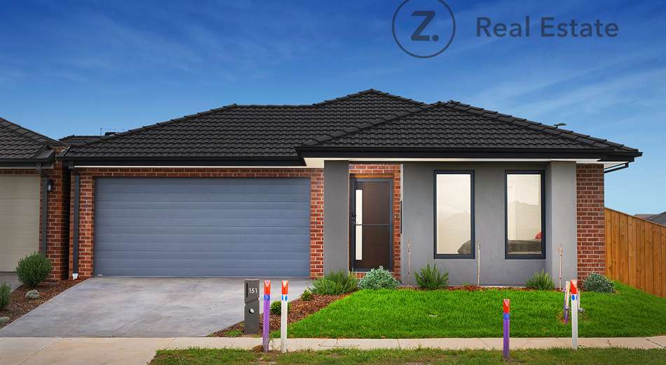 151 Thoroughbred Drive, Clyde North VIC 3978