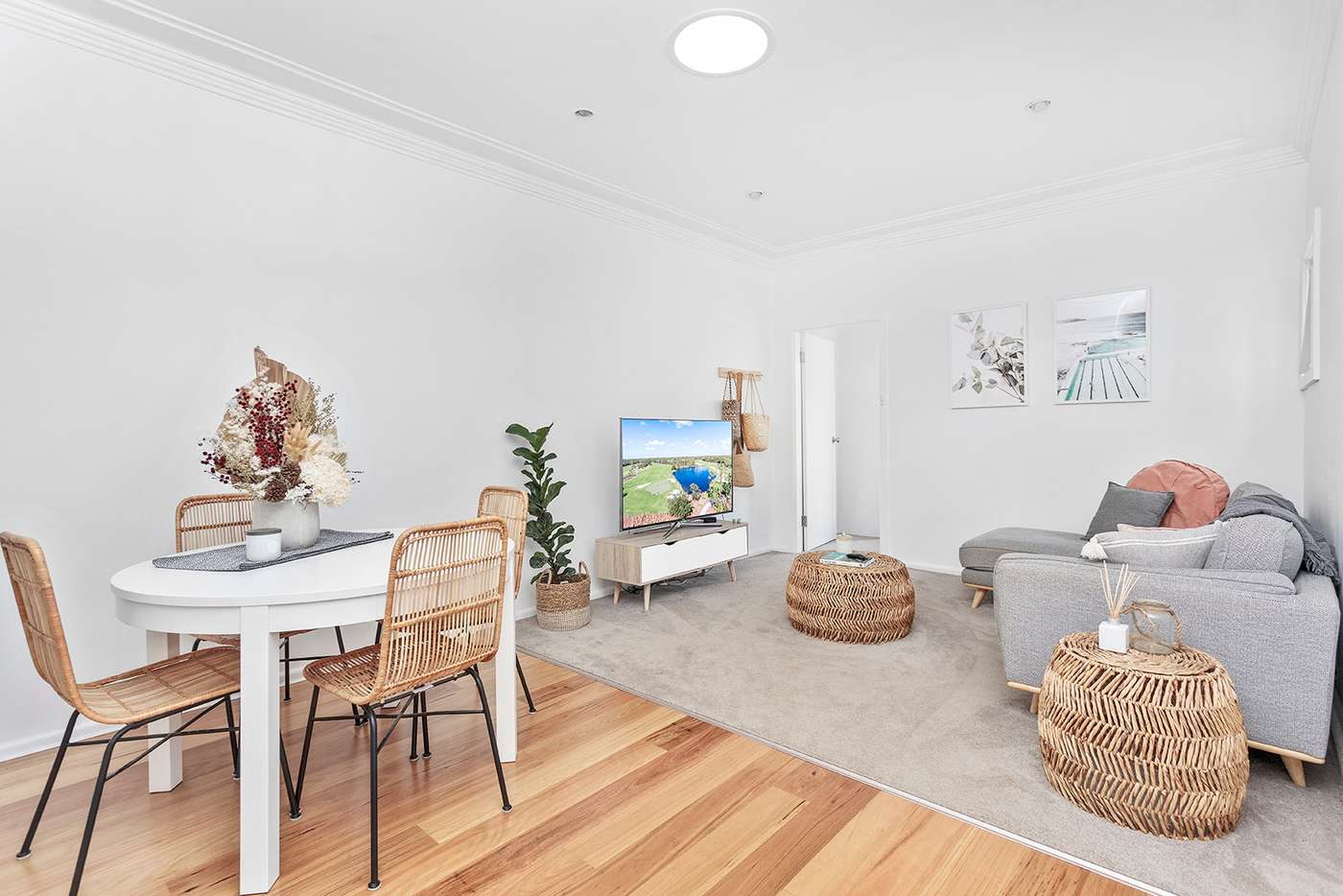 Main view of Homely semiDetached listing, 1/56 Euroka Street, West Wollongong NSW 2500