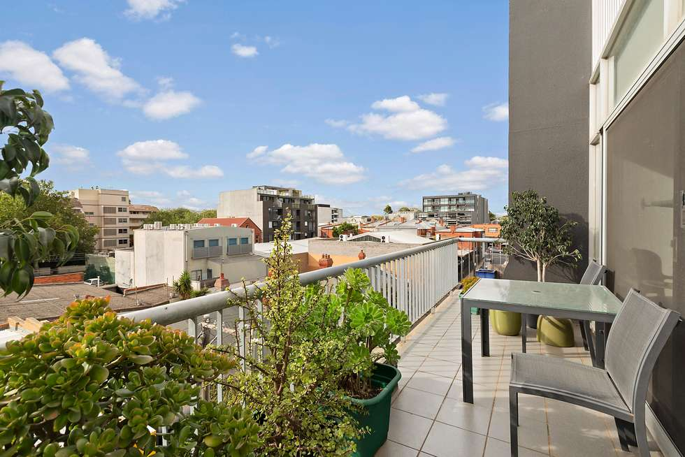 Second view of Homely apartment listing, 22/11 Mount Street, Prahran VIC 3181