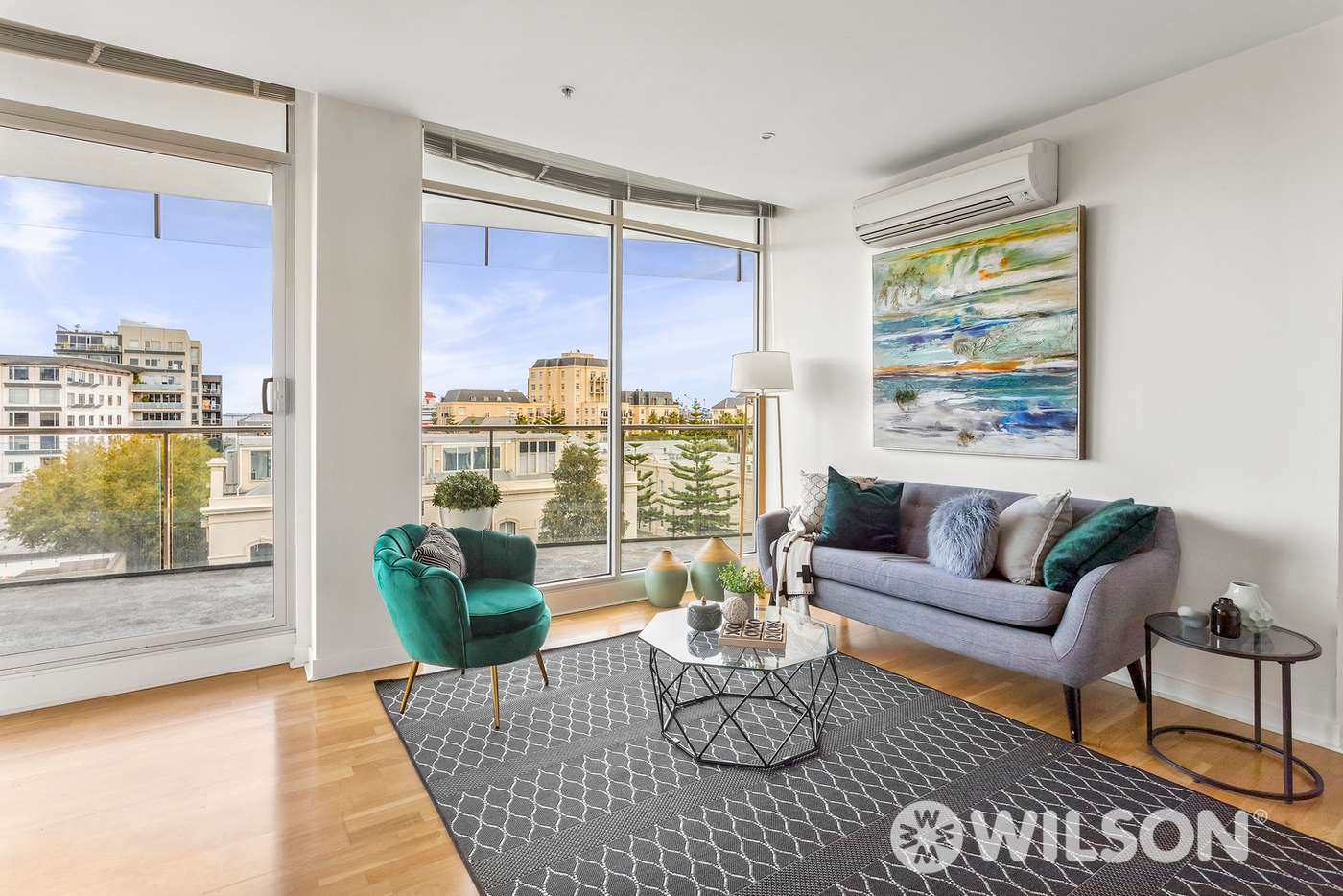 Main view of Homely apartment listing, 404/232 Rouse Street, Port Melbourne VIC 3207