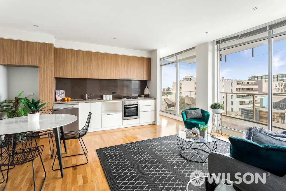 Third view of Homely apartment listing, 404/232 Rouse Street, Port Melbourne VIC 3207