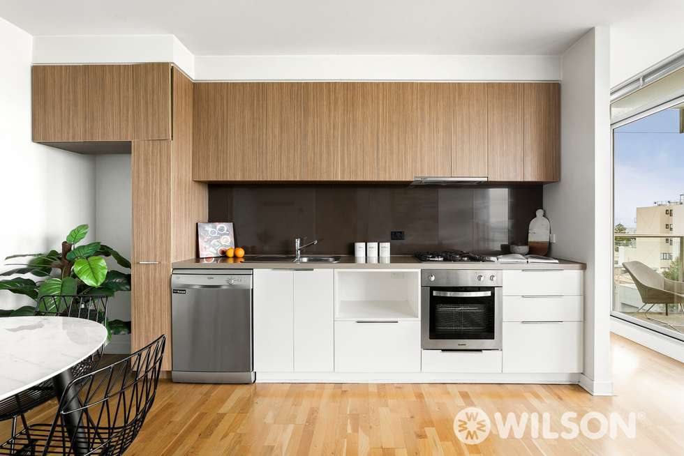 Fourth view of Homely apartment listing, 404/232 Rouse Street, Port Melbourne VIC 3207