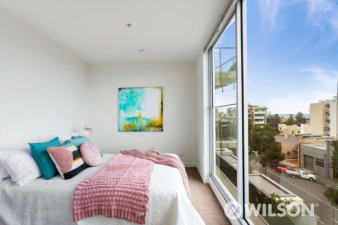 Sixth view of Homely apartment listing, 404/232 Rouse Street, Port Melbourne VIC 3207