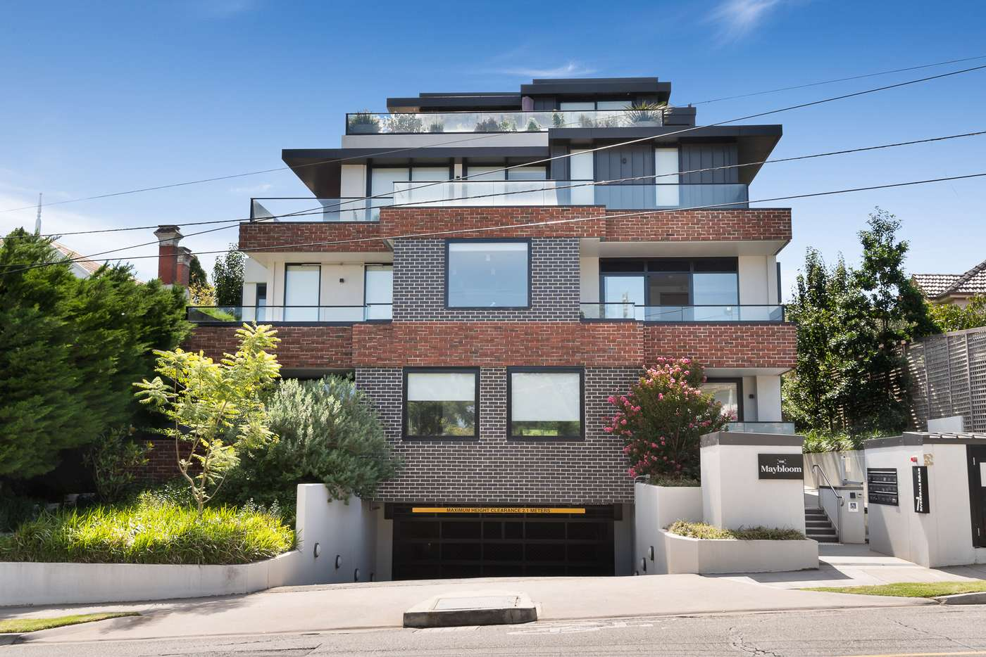 Main view of Homely apartment listing, 2/7 Riversdale Road, Hawthorn VIC 3122
