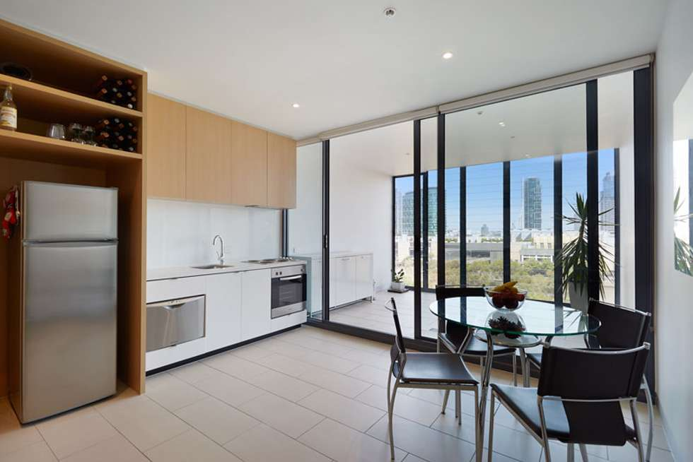 Second view of Homely apartment listing, 819/555 Flinders Street, Melbourne VIC 3000