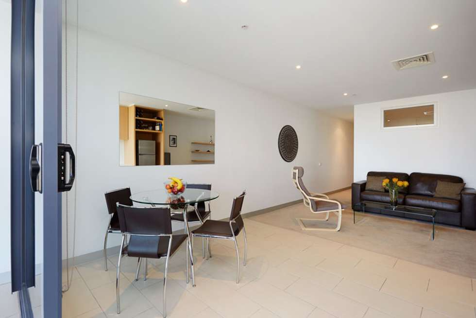 Third view of Homely apartment listing, 819/555 Flinders Street, Melbourne VIC 3000