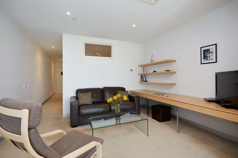 Fifth view of Homely apartment listing, 819/555 Flinders Street, Melbourne VIC 3000