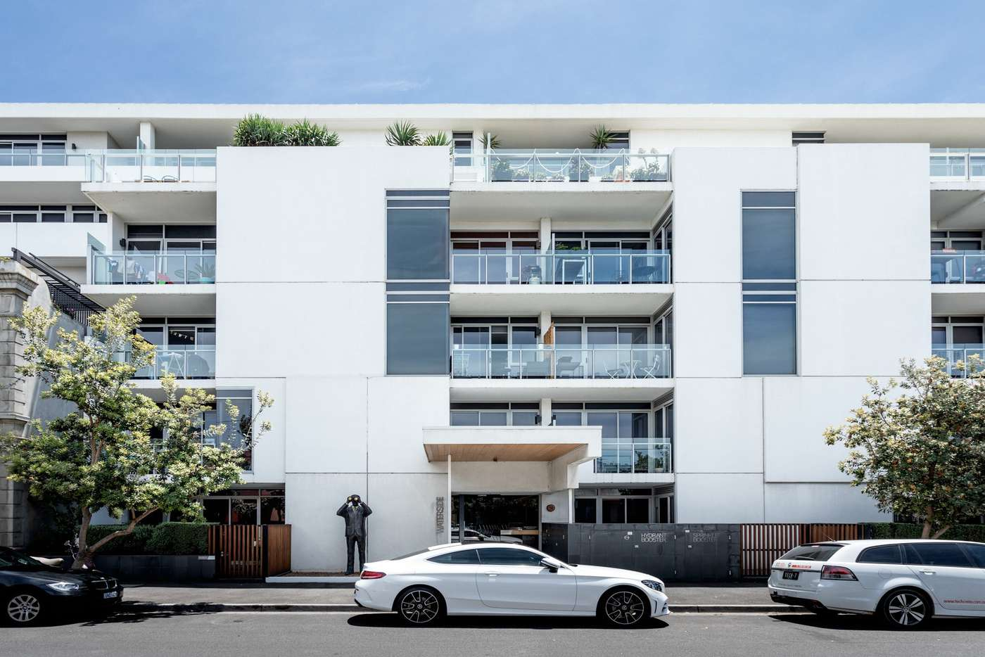 Main view of Homely apartment listing, 109/99 Dow Street, Port Melbourne VIC 3207