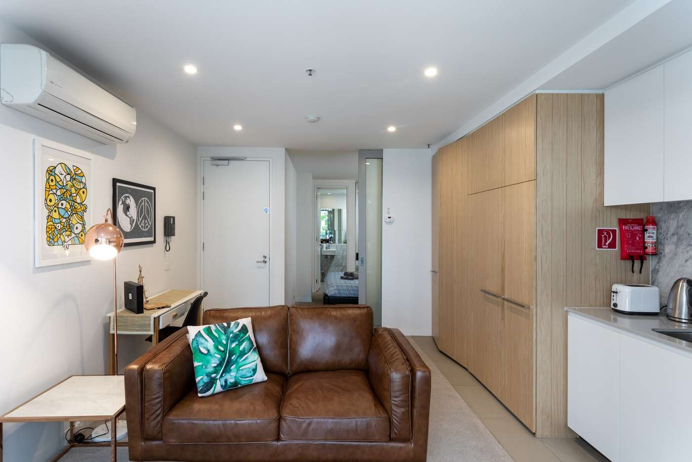 Fifth view of Homely apartment listing, 109/99 Dow Street, Port Melbourne VIC 3207