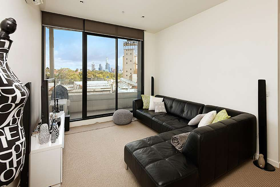 Second view of Homely apartment listing, 402/163 Cremorne Street, Richmond VIC 3121