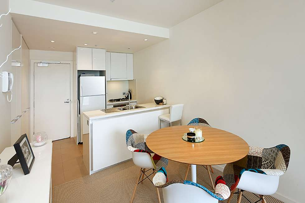 Third view of Homely apartment listing, 402/163 Cremorne Street, Richmond VIC 3121