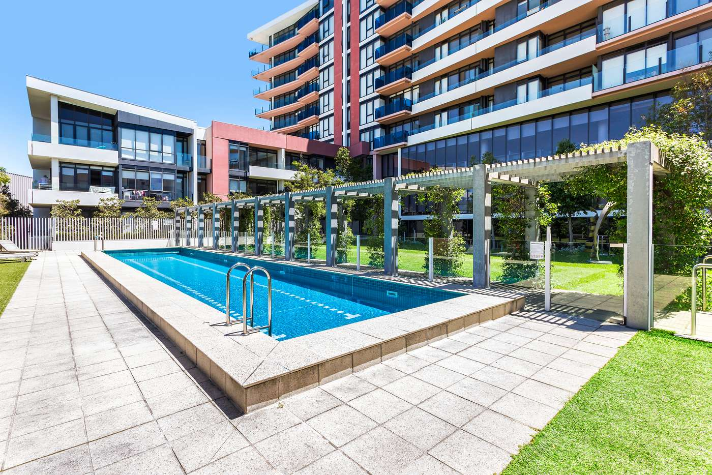 Seventh view of Homely apartment listing, 402/163 Cremorne Street, Richmond VIC 3121