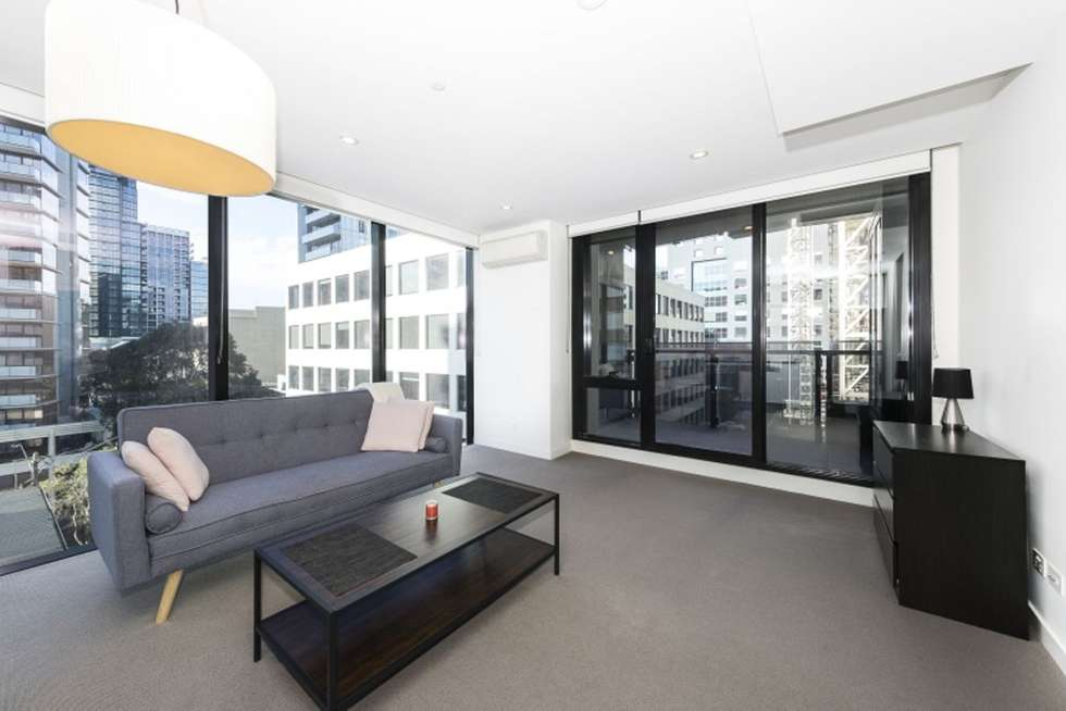 Second view of Homely apartment listing, 315/229 Toorak Road, South Yarra VIC 3141
