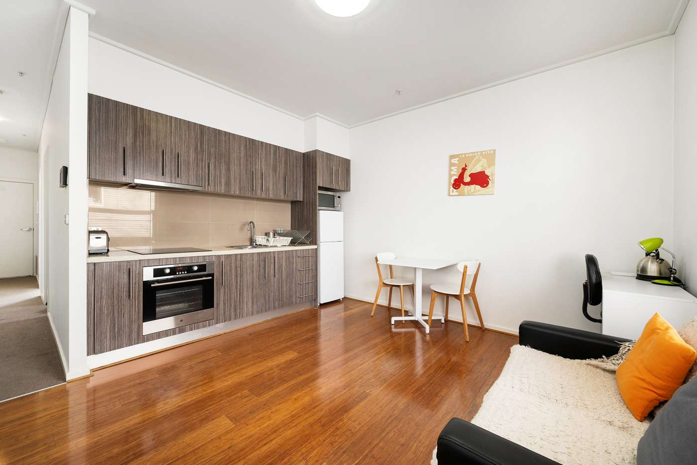 Main view of Homely apartment listing, 4/453 King Street, Melbourne VIC 3000