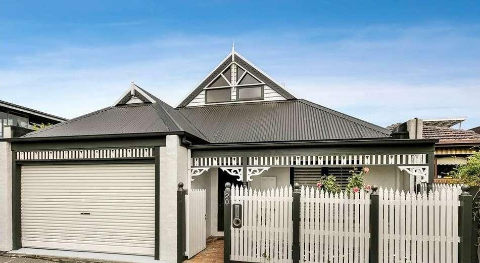 20 Little Derham Street, Port Melbourne VIC 3207