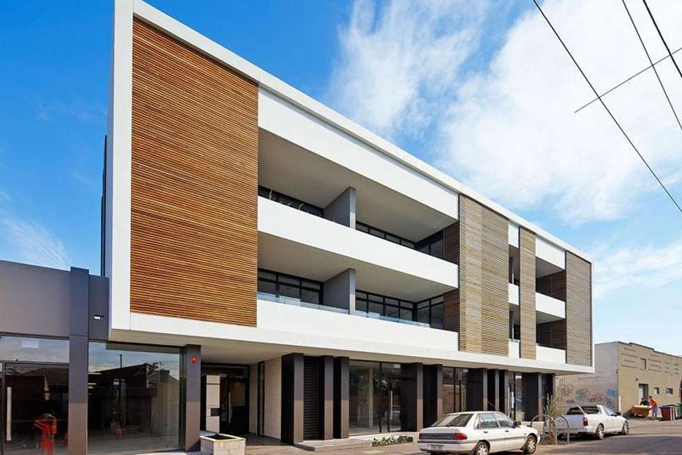 Second view of Homely apartment listing, 110/6 Lord Street, Richmond VIC 3121