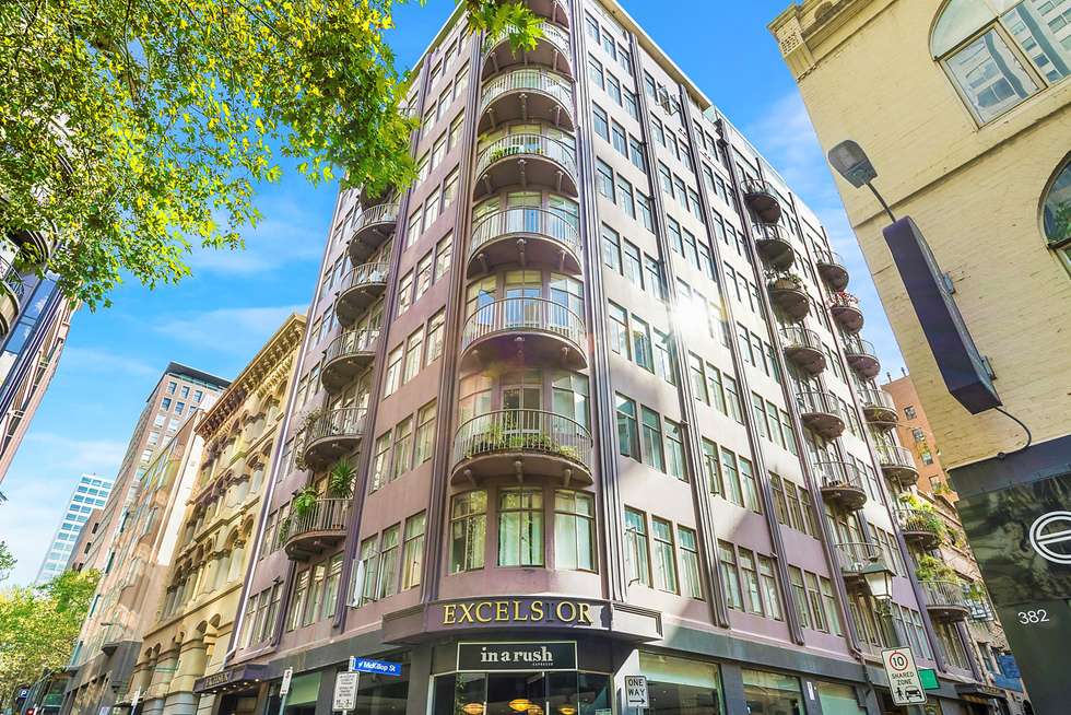 Second view of Homely apartment listing, 502/390 Little Collins Street, Melbourne VIC 3000