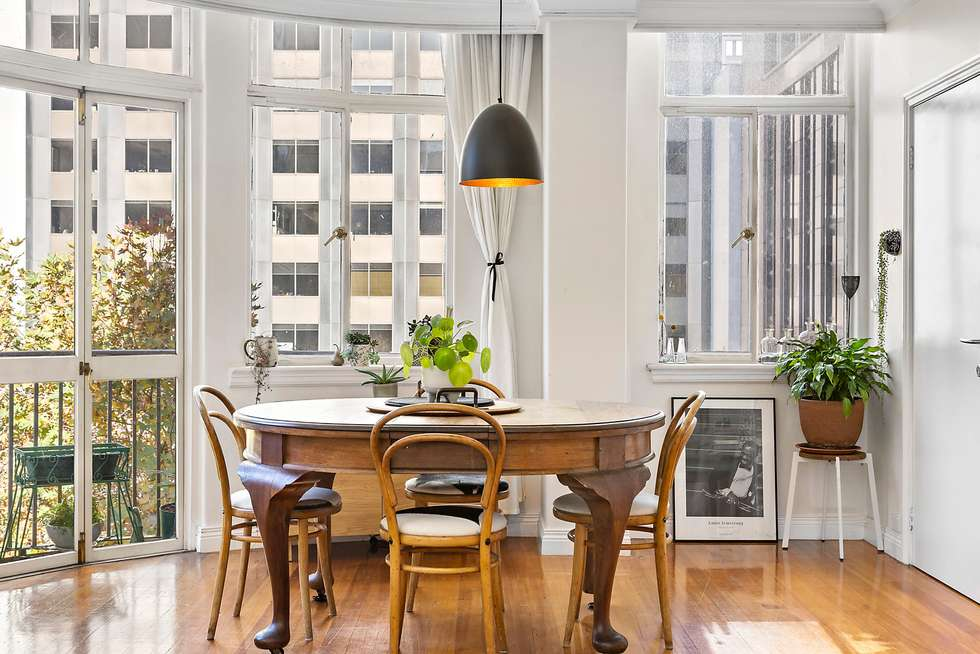 Fourth view of Homely apartment listing, 502/390 Little Collins Street, Melbourne VIC 3000