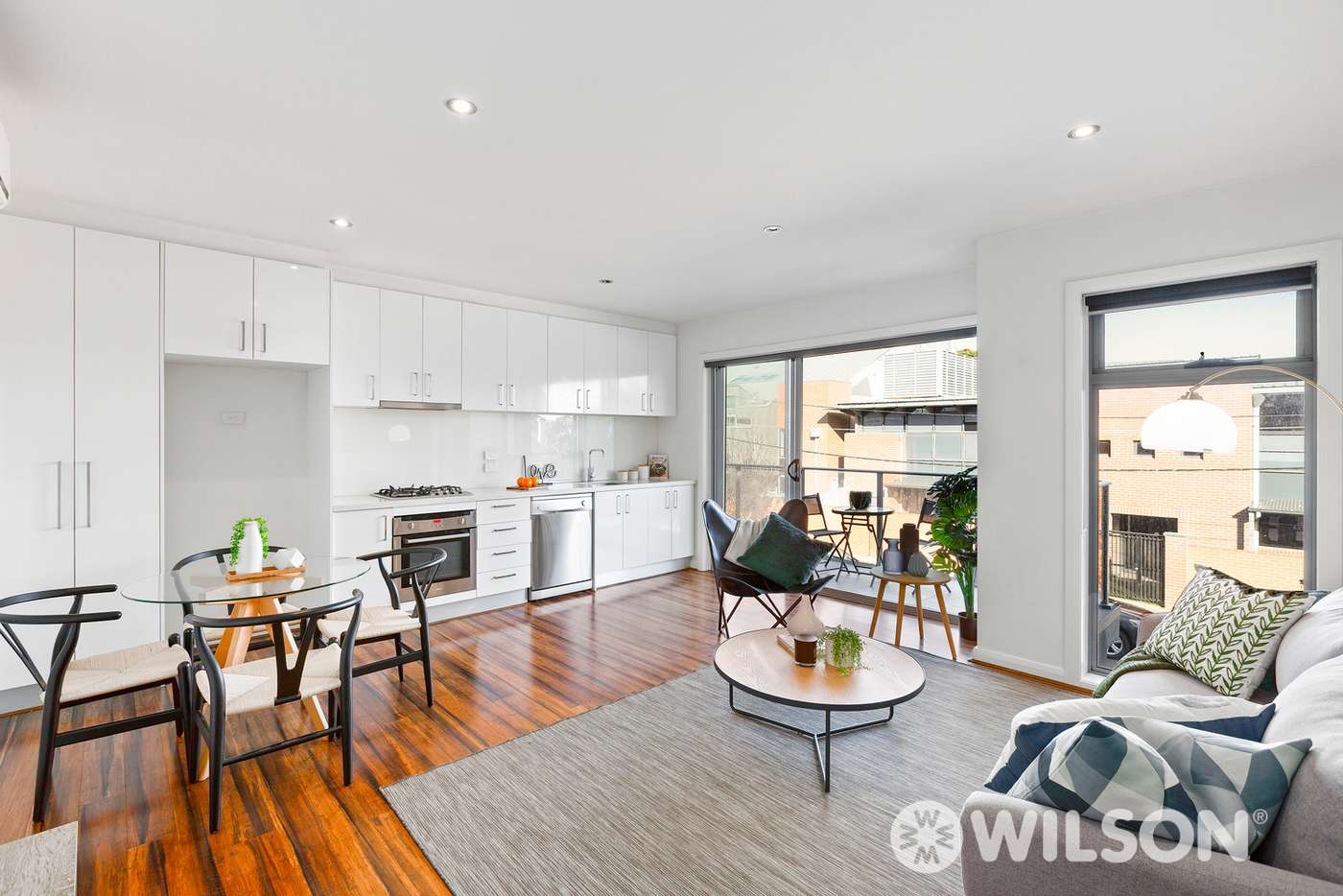 Main view of Homely apartment listing, 102/82 Hotham Street, St Kilda East VIC 3183