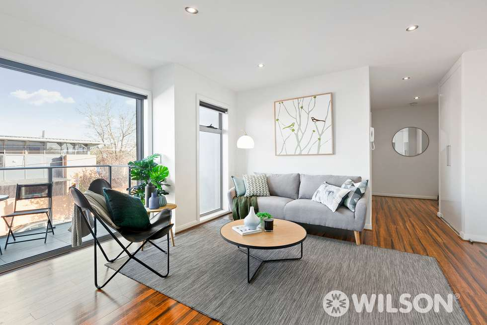 Second view of Homely apartment listing, 102/82 Hotham Street, St Kilda East VIC 3183