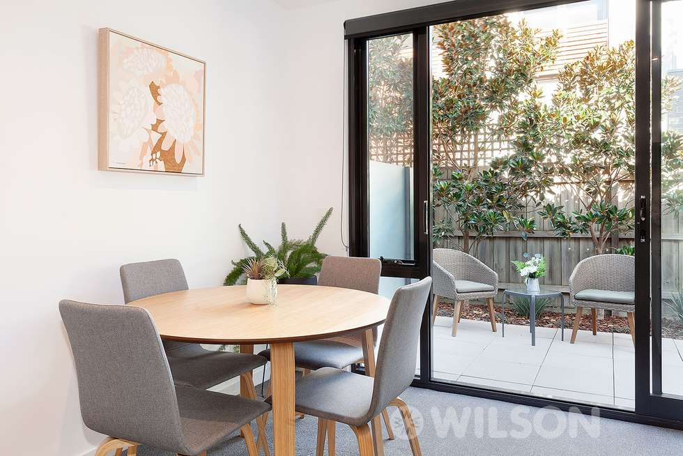 Third view of Homely apartment listing, 6/17 Railway Parade, Murrumbeena VIC 3163