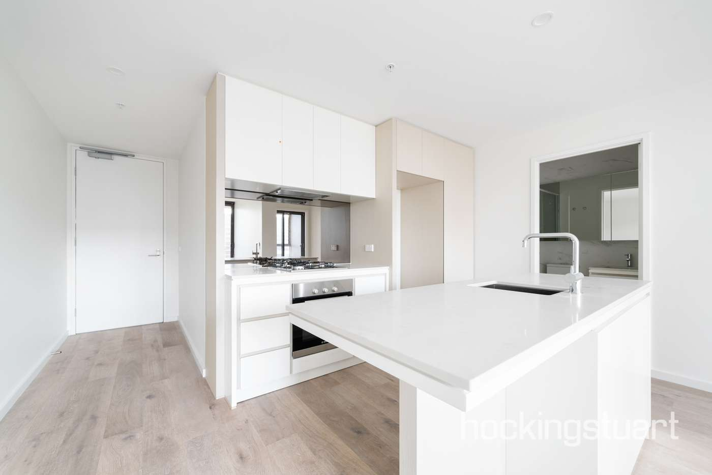 Main view of Homely apartment listing, 1501/68 Dorcas Street, Southbank VIC 3006
